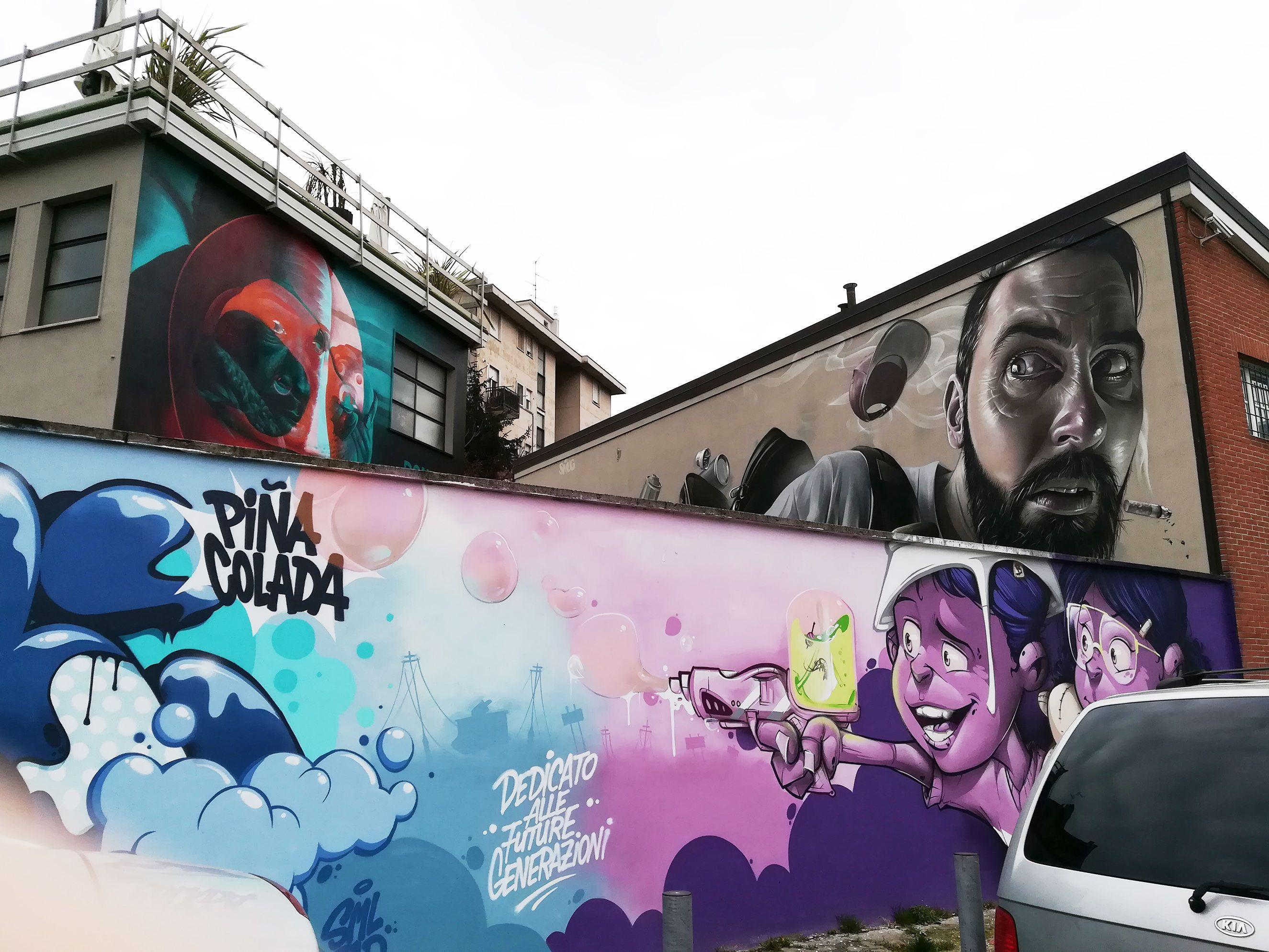 06.2018 #fullcolor - AA.VV. I LOOPERFEST – Milano