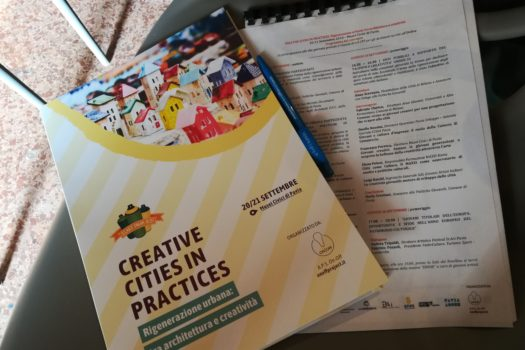 09.2018 #fullcolor - Creative Cities in Practies - Convegno I Musei Civici di Pavia