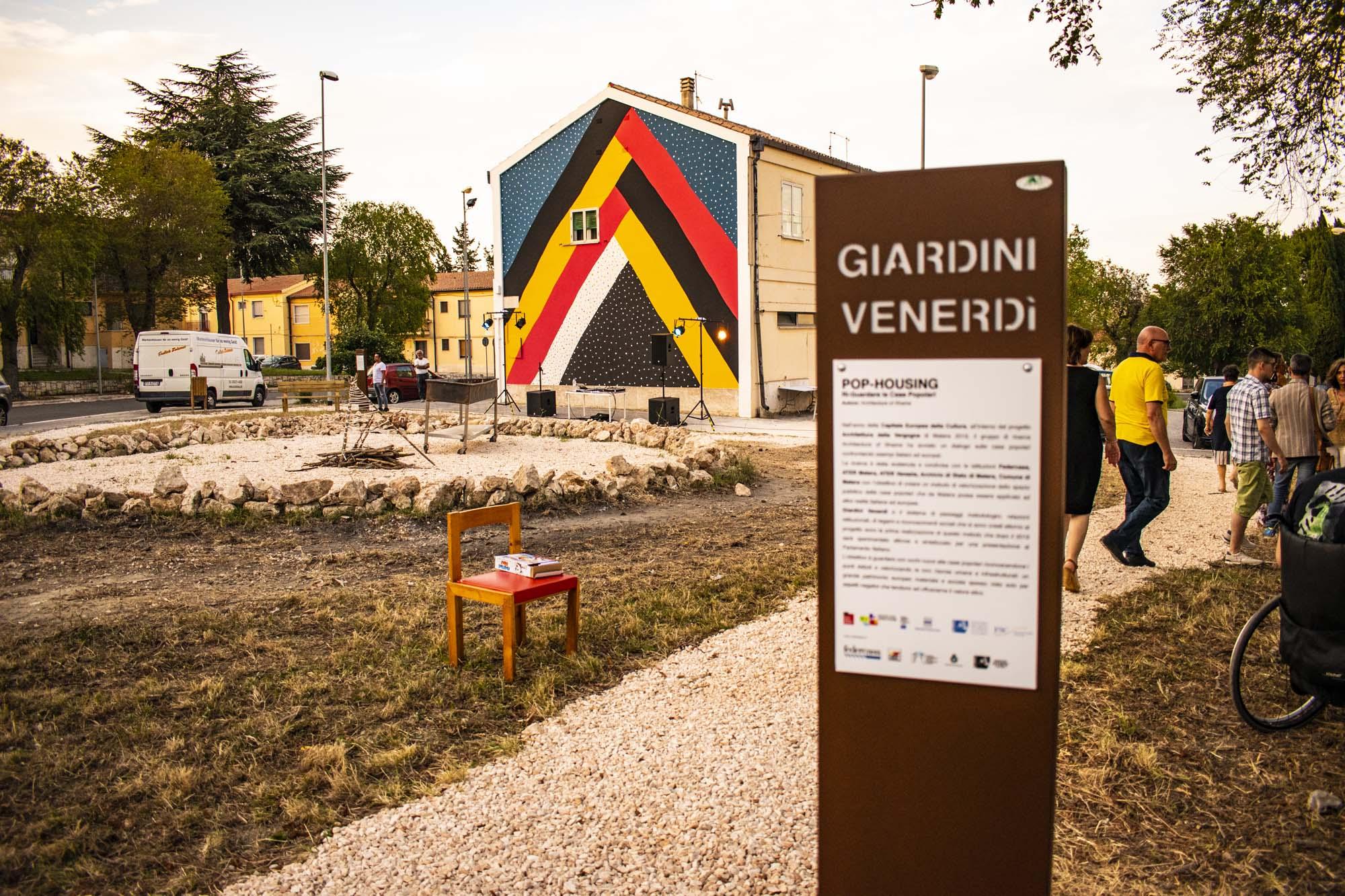 07.2019 #fullcolor - Nardulli e Lieto I ARCHITECTURE OF SHAME I Matera