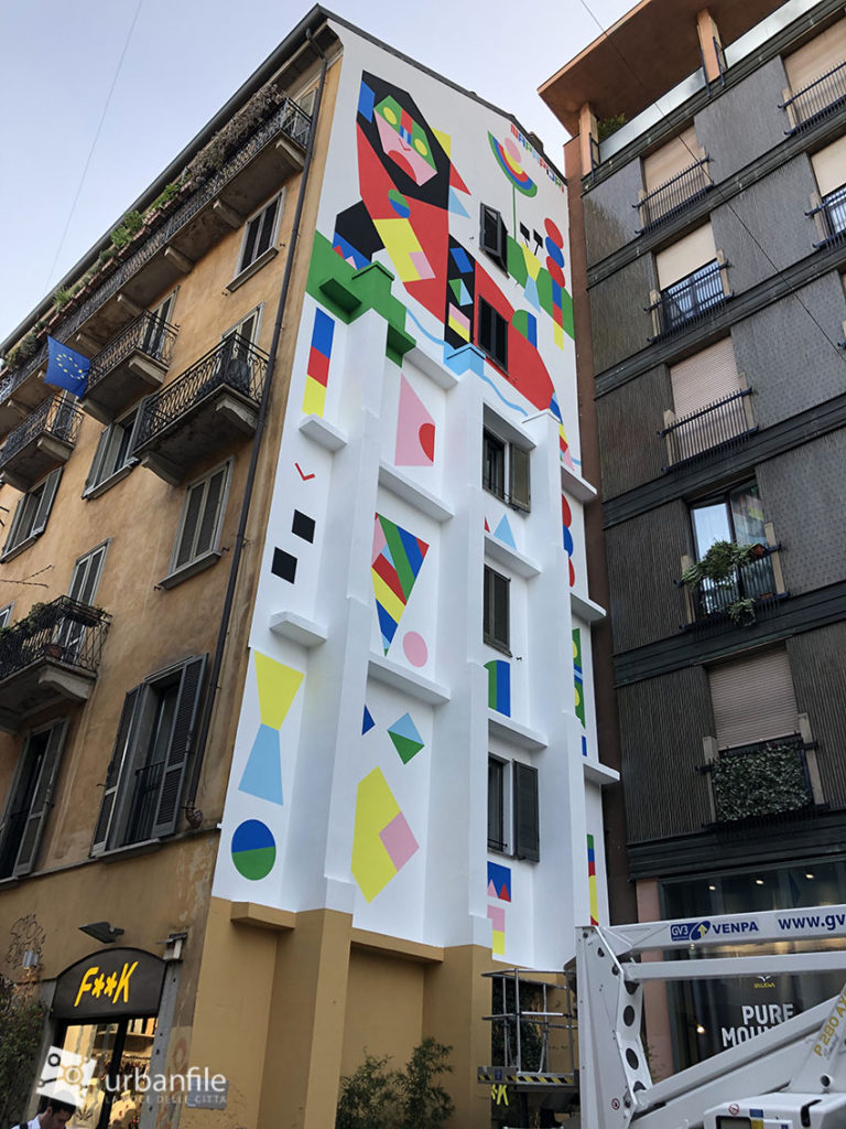 09.2019 #fullcolor - Camilla Falsini I NAPAPIJRI - Milano