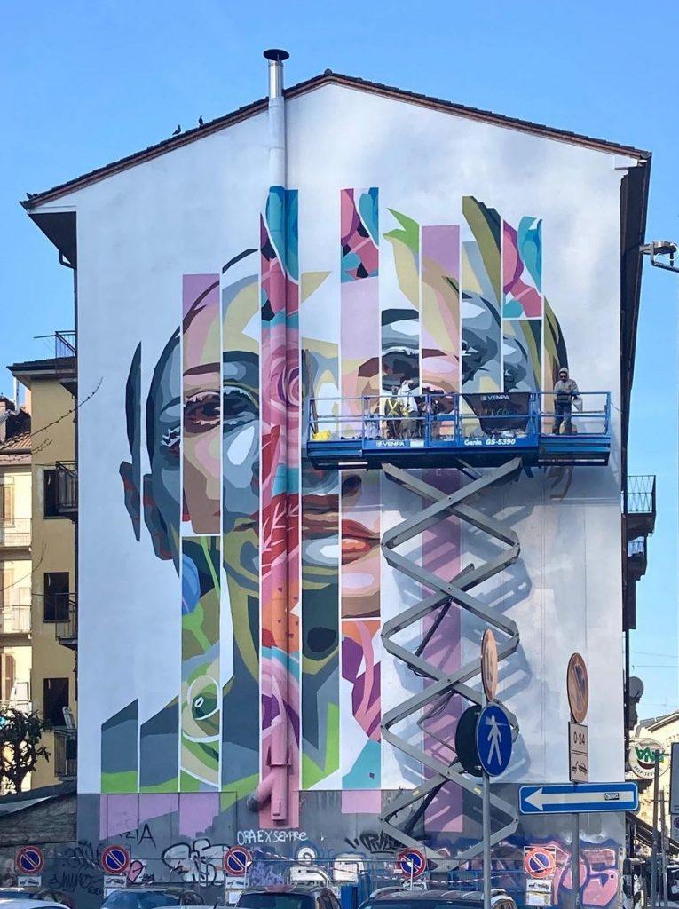 02.2021 #fullcolor - INSIDE - Orticanoodles I quartiere Isola (MI)