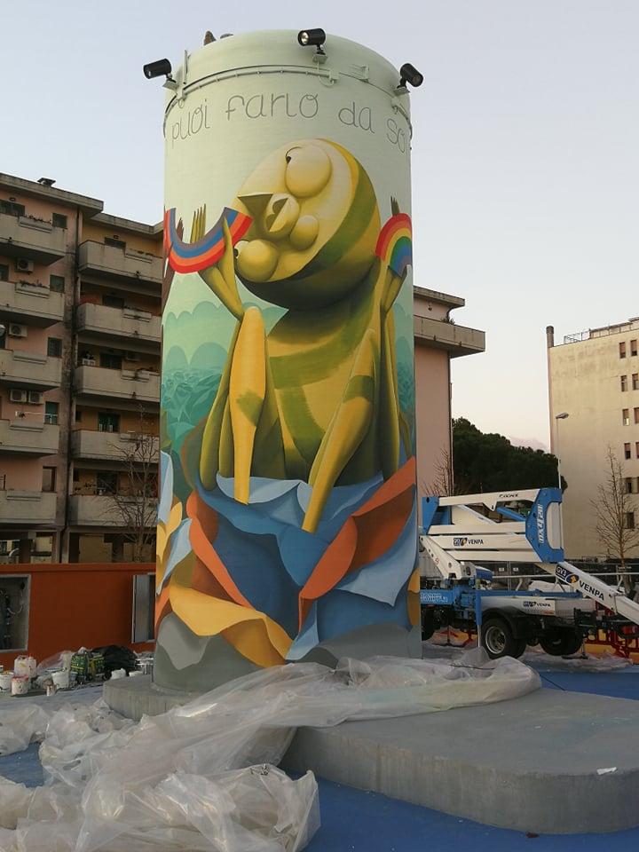 10.2020 #fullcolor - Zed1 I SERBATOIO - Prato 2