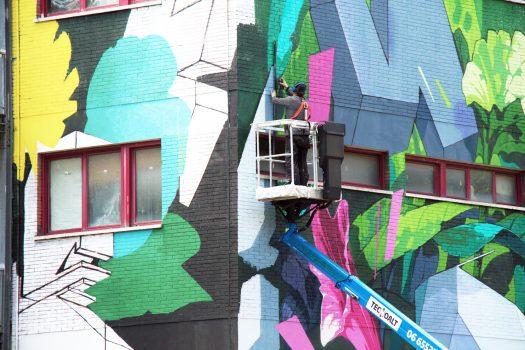 05.2021 #fullcolor - BOTANICA RESISTENTE – Etnik I Quartiere Centocelle ROMA